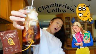 BRUTALLY HONEST CHAMBERLAIN COFFEE REVIEW?!