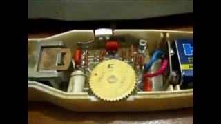 Зимняя электронная удочка ОКУНЬ, устройство (9 в).