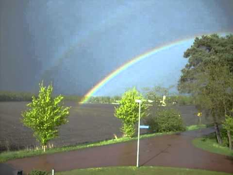 Rainbow---Regenbogen in Haren (Ems)---Germany/Lower Saxony