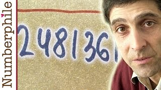 Powers Of 2 - Numberphile