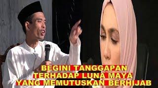 Nasehat Ustad Abdul Somad Terhadap Luna Maya
