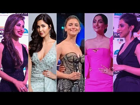 BEST DRESSED & WORST DRESSED- 64TH Filmfare Awards 2019: Katrina Kaif,  Deepika, Alia, Sonam, Mouni?