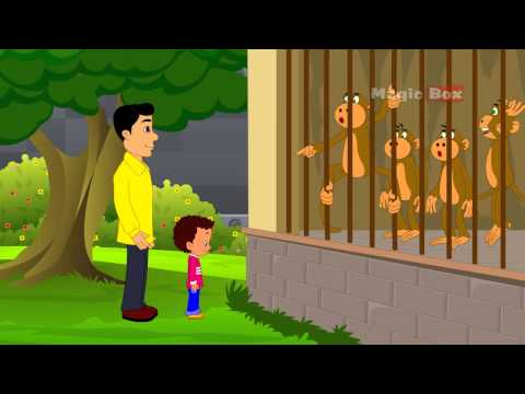 Appa Ennai - Zoo - Children Tamil Nursery Rhymes Chellame