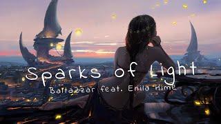 BaltaZzar - Sparks of Light (feat. Enila Hime) | Lyric Video