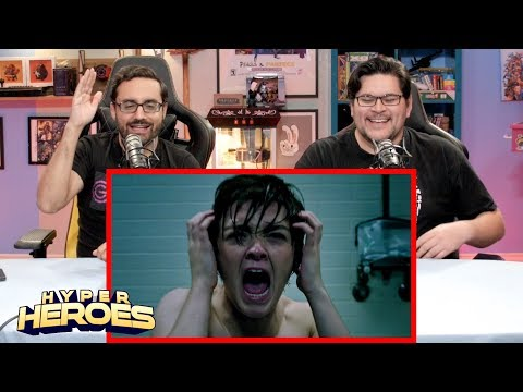 The New Mutants Is A Horror Movie!   Reaction