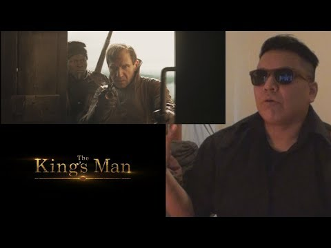 The King's Man [HD] | Official Trailer #2 Reaction | Ralph Fiennes – 20th Century FOX