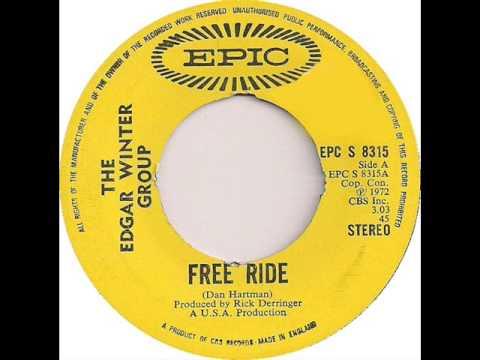 Edgar Winter Group - Free Ride (Single Version) (1973)