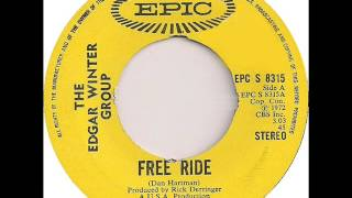 Edgar Winter Group - Free Ride (Single Version) (1973)