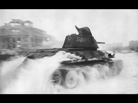 The Battle of Stalingrad - A victory for humanity