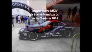 Toyota Supra MK4 - Drifting En La Chutana 2014