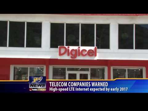 TELECOM COMPANIES WARNED