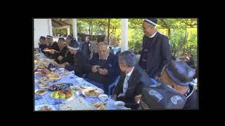 оши нахор туёна свадьба\ точики \ таджикская угощения