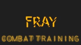 A Cod-like Game on Roblox   Fray   Alpha - Combat Training Gameplay