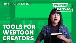 TOOLS FOR WEBTOON CREATORS • DiscoverMore screenshot 4