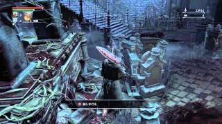 Bloodborneをやってみた! 相変わらずの難易度ですが、初見殺しが少ない...