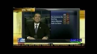 10/5/09 SNL Obama skit