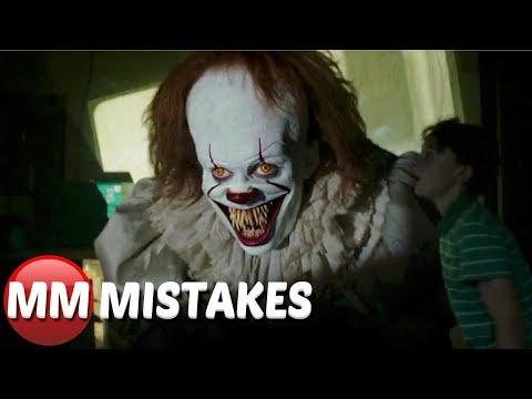 It (2017) Movie Mistakes, Goofs, Fails You Missed