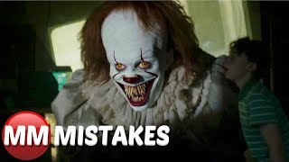 It Movie Mistakes | It Goofs, Fails You Missed
