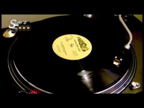 Geraldine Hunt - Can't Fake The Feeling (Long Version) (Slayd5000)