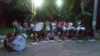 Download lagu One Day (Bunggos Cover) Ati-atihan Drum Beats