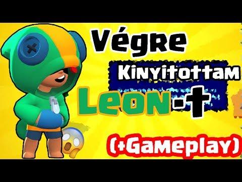 Kinyitottam Leont! - Brawl Stars magyarul