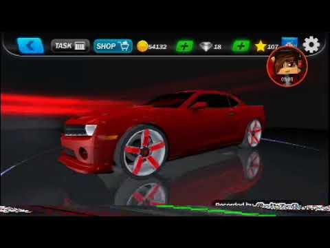 Download Street Racing 3D/Camaro РАКЕТААА
