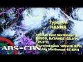 PAGASA Briefing On Typhoon Hanna | 8 August 2019