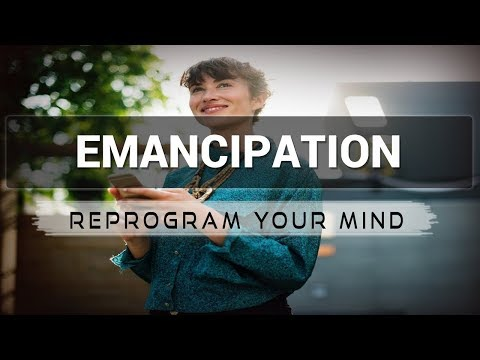 Emancipation affirmations mp3 music audio - Law of attraction - Hypnosis - Subliminal