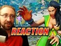 max reacts: laura reveal trailer - street fighter 5  Picture