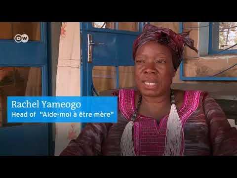Kweséfied: Burkina Faso HIV Babies