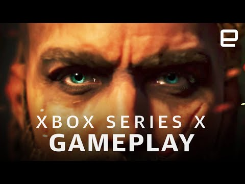 "Xbox Series X ""gameplay"" first look in 15 minutes"