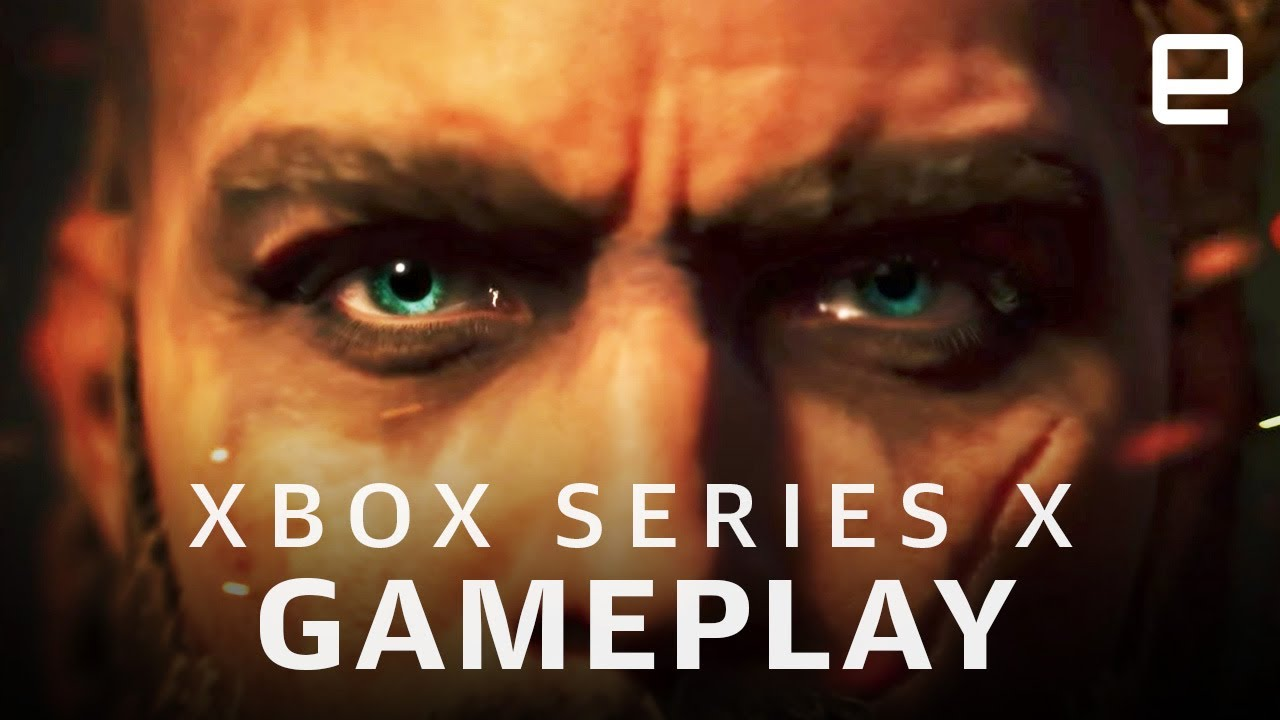 Xbox Series X Gameplay First Look In 15 Minutes Youtube