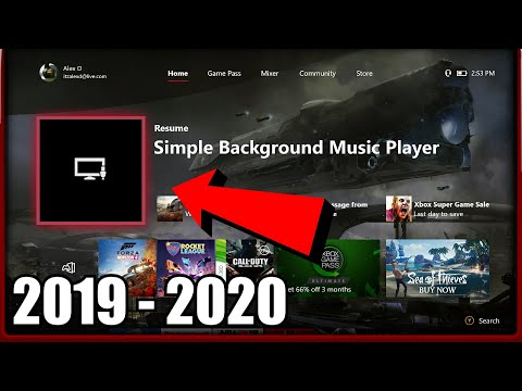 how-to-play-background-music-free-&-easy-on-xbox-one-using-a-usb-background-music-tutorial-2019-2020