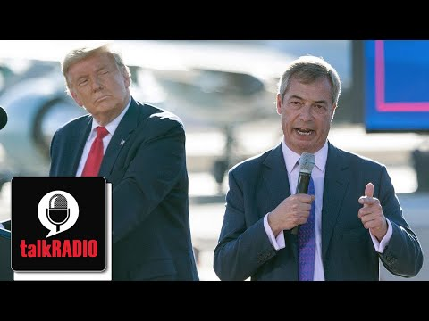 Nigel Farage: What comes after Donald Trump could be much worse | 14-Jan-21