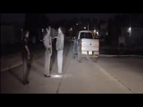 Berkeley County Sheriff Wayne DeWitt's sobriety test