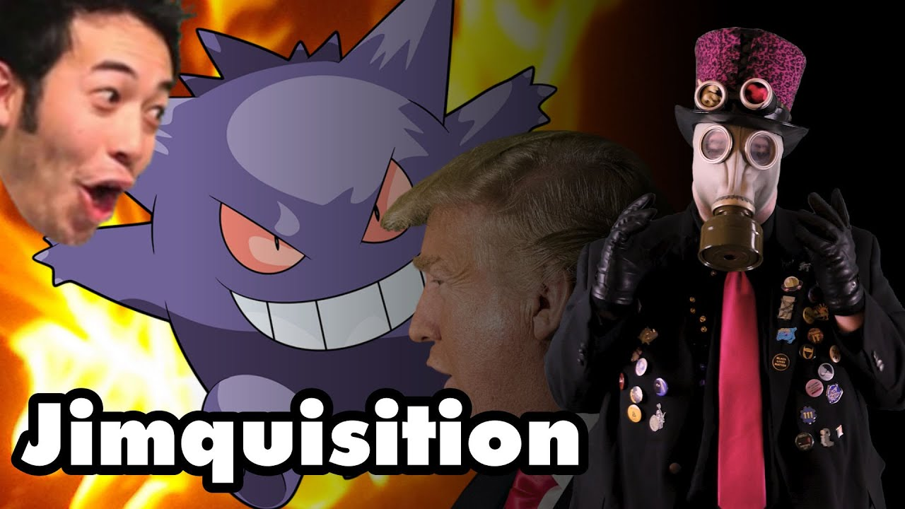 A Completely Normal One (The Jimquisition)