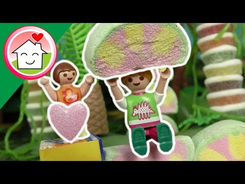 أرض البونبوني و الحلويات - عائلة عمر - أفلام بلاي