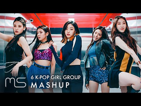 ITZY /BLACKPINK /TWICE /RED VELVET/MMLD/f(x) – Dalla Dalla/Boombayah/TT/Red Flavor (and More) MASHUP