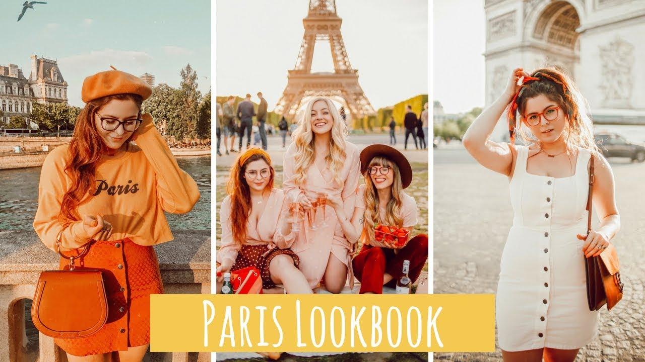 PARIS SPRING LOOKBOOK! 1