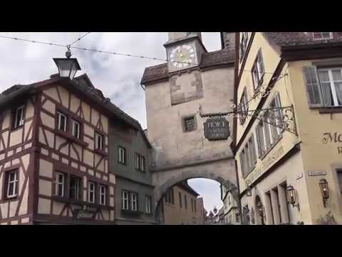 Rothenburg ob der Tauber HD
