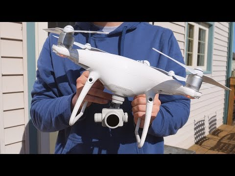 5 Tips and Tricks For The DJI Phantom 4 Series Drones