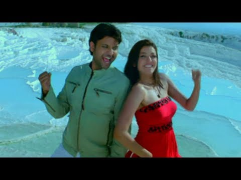 Nee Pakkanunte..Pourudu Songs -  Movie,Sumanth Kajal Agarwal