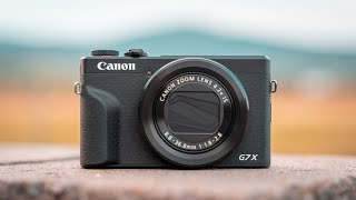 Canon G7X III Review - The Most Competitive Canon