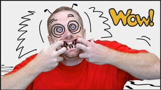 A crazy Face | English for Children | English for Kids