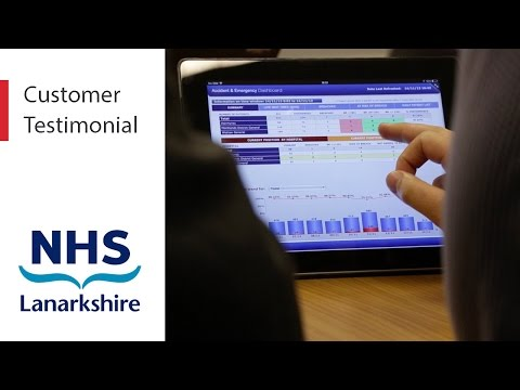 National Health Service in Scotland Goes Mobile to Deliver Superior Patient Care