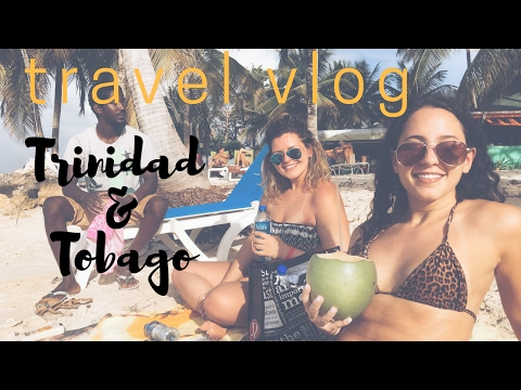 TRAVEL VLOG | Trinidad & Tobago