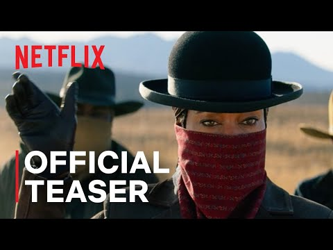 THE HARDER THEY FALL | Official Teaser | Netflix