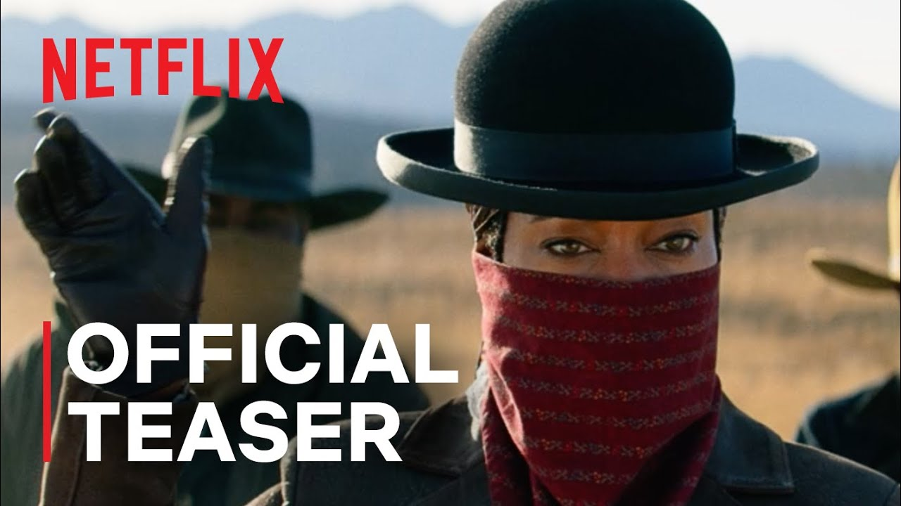 Download THE HARDER THEY FALL | Official Teaser | Netflix
