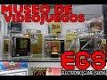 EGS GUADALAJARA 2016 MUSEO VIDEOJUEGOS MI CUARTO RETROGAME