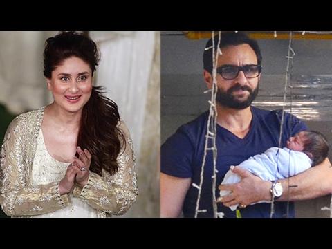 Kareena Kapoor Saif Ali Khan Recreate Ki & Ka | Special Message To Mother | Lakme Fashion Week 2017